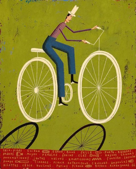 Martin Jarrie - Bicyclette