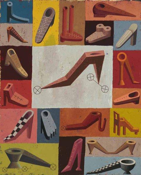 Martin Jarrie - Chaussures