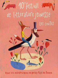 Festival du livre jeunesse Roissy 2018