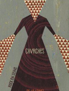 Affiche CHVRCHES