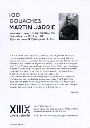 Martin Jarrie -