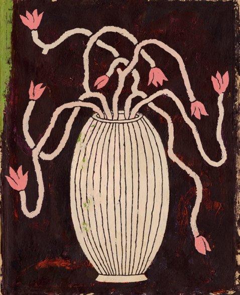 Martin Jarrie - Hyacinthe et Rose ( 28 peintures et 5 dessins)