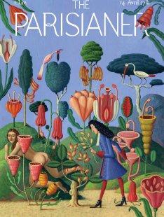 The Parisianer (Sex in the garden)