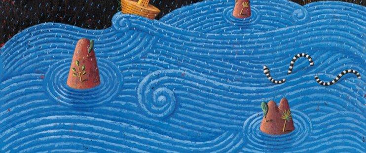 Les étonnants animaux que le fils de Noé a sauvés